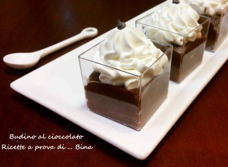 Budino al cioccolato fatto in casa – ricetta semplice