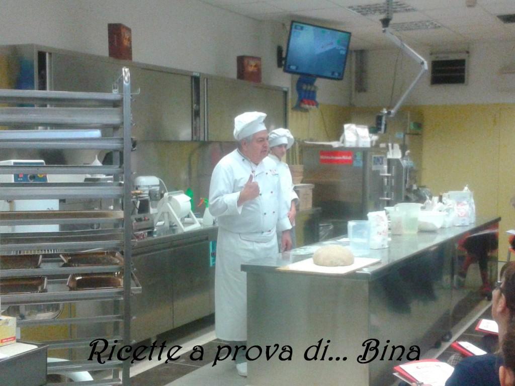 Tullio Palmieri, 50 anni di esperienza sul campo nel settore, e il suo promettente aiutante Davide