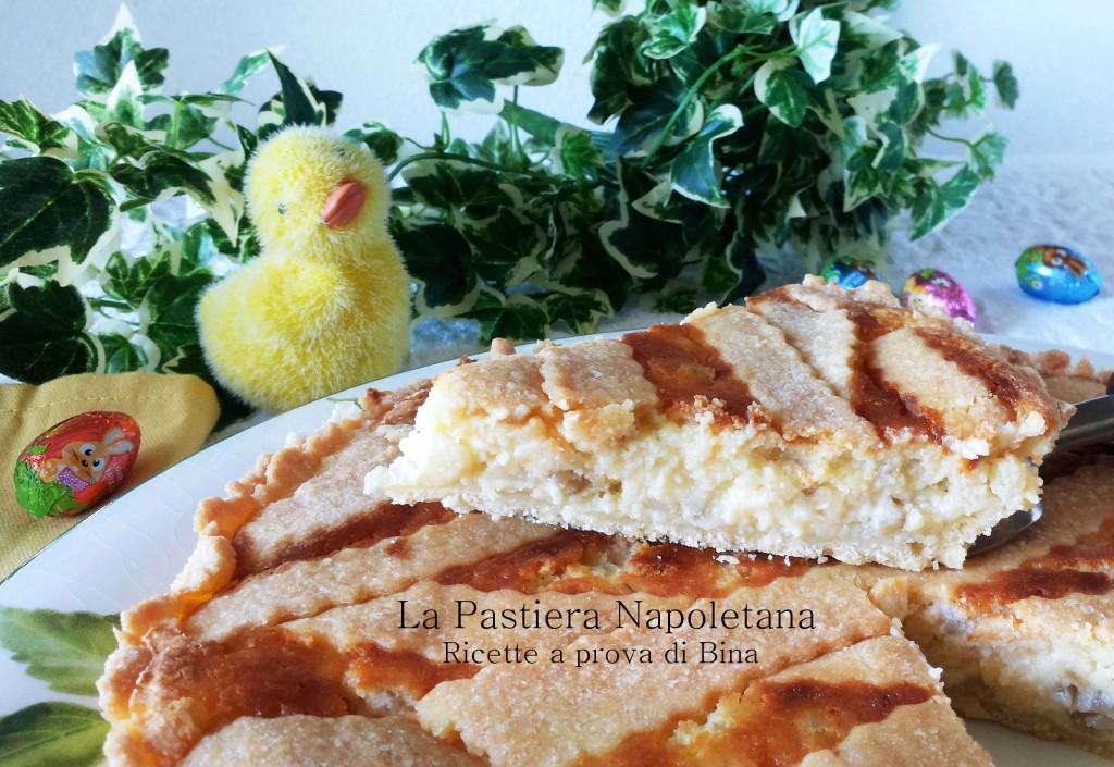 La pastiera Napoletana passo a passo - ricette a prova di Bina