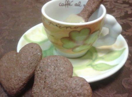 Biscotti o cucchiaini – ricetta dolce