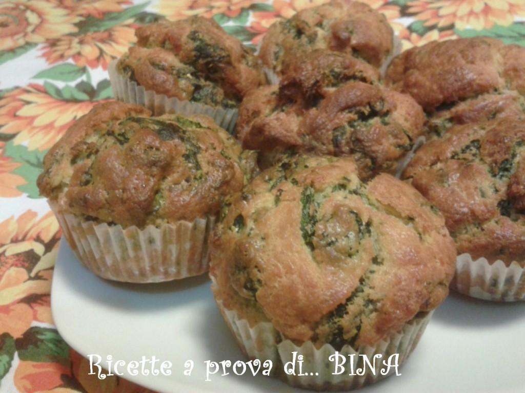 Muffin con salsiccia e friarielli