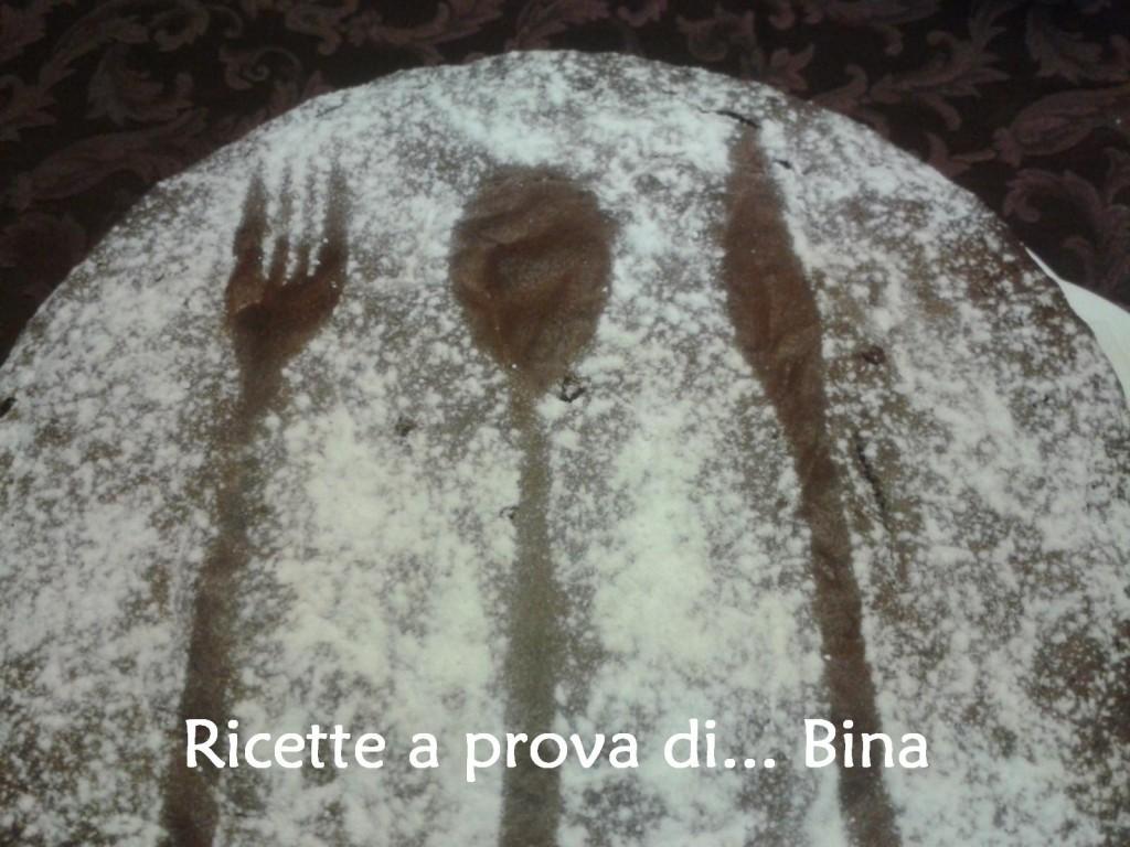 pan di spagna al cioccolato - ricetta di base