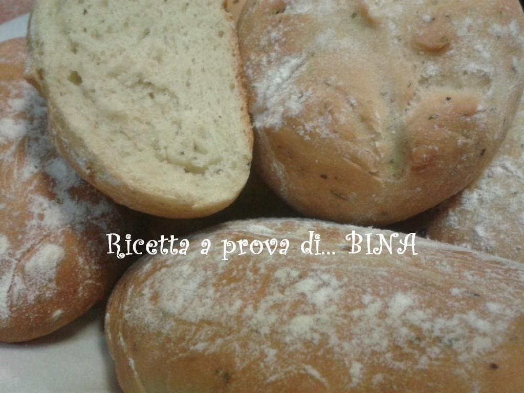 Pane al pesto - ricetta semplice