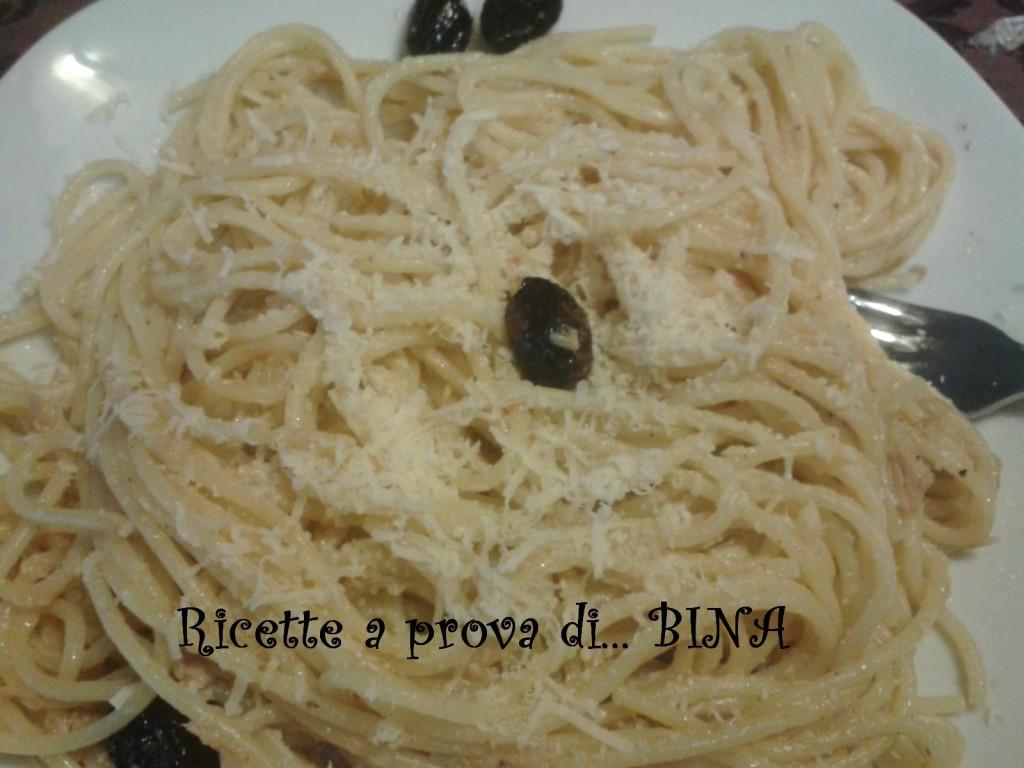 Spaghetti al tonno - ricetta in 10 minuti