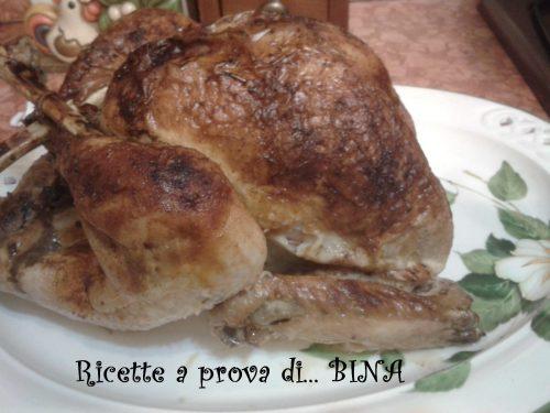 Tacchino ripieno – ricetta italianizzata