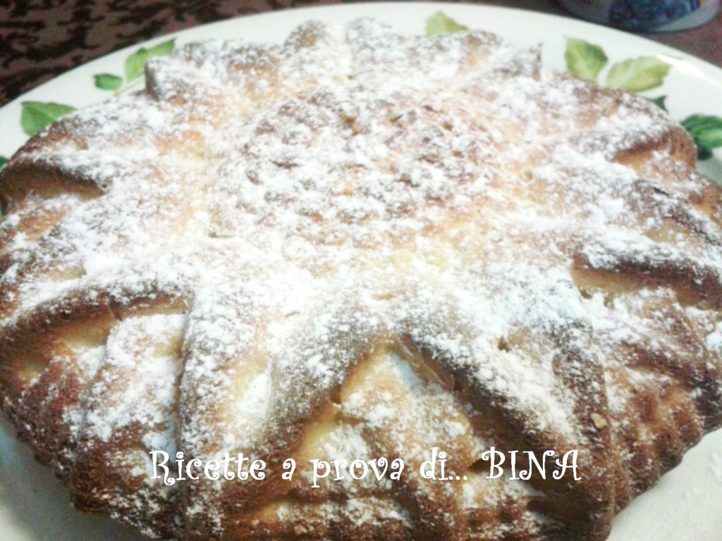 Torta all'arancia - ricetta semplice