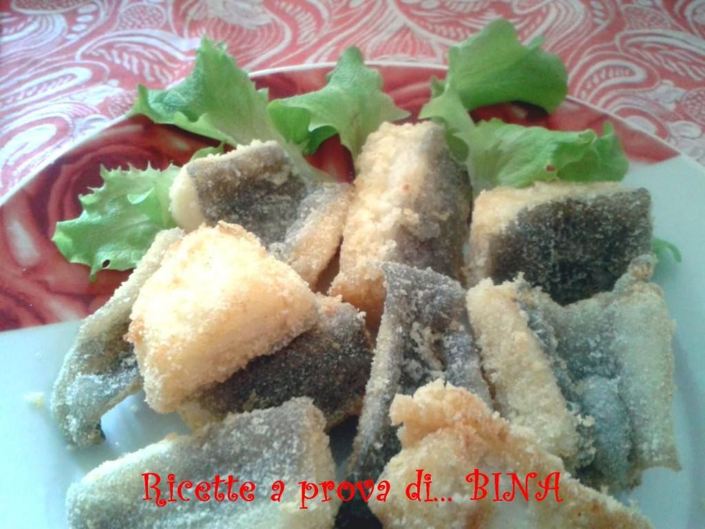 Baccala' fritto - ricetta semplice