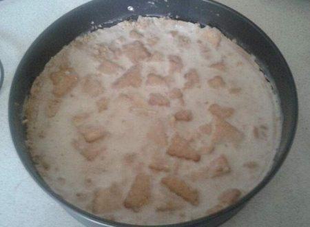 Cheesecake ai biscotti – ricetta di Alessia Bossi