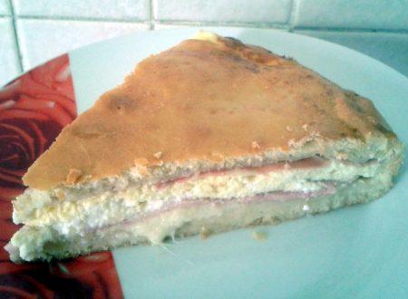 Pizza ripiena di ricotta – ricetta golosa