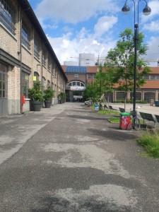 La Fabbrica del Vapore, via Procaccini - Milano