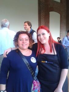 Io e Debora dello Staff GZ