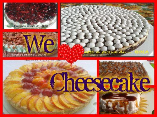 Speciale cheesecake – raccolta di ricette