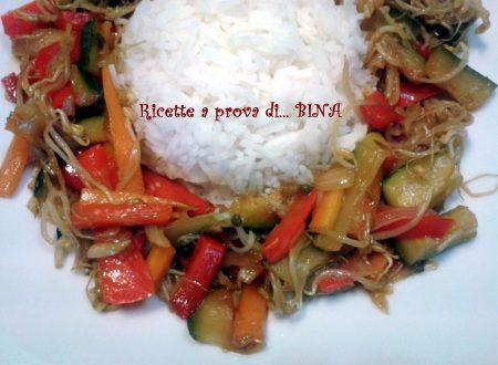 Verdure caramellate – ricetta veloce