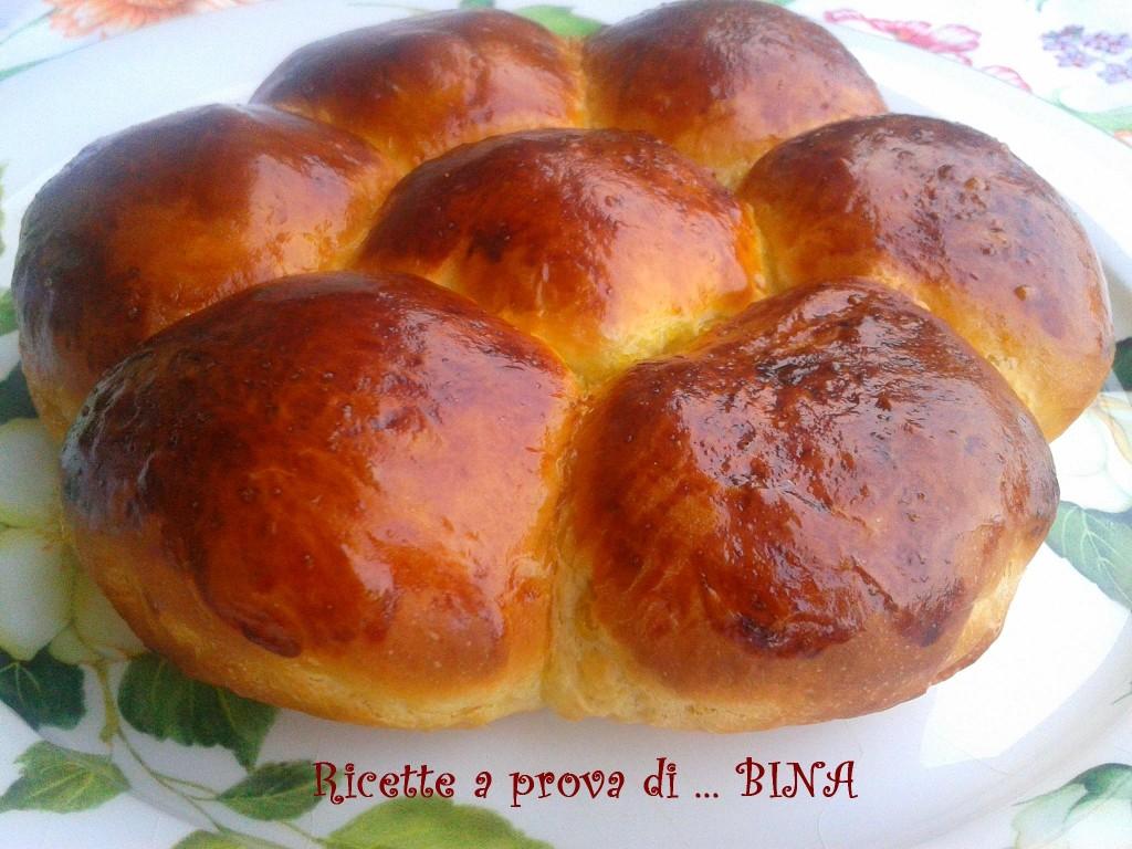 Danubio dolce - ricetta passo a passo