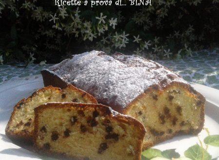 Plumcake al cioccolato e mascarpone – ricetta dolce semplice