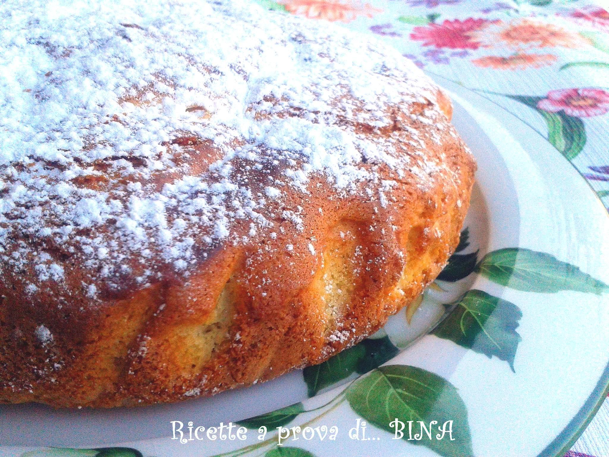 Torta Nua - ricetta torta semplice