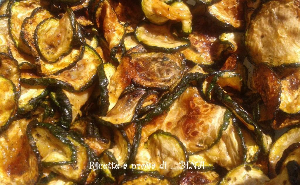 Zucchine alla scapece, ricetta contorno campano - Ricette a prova di Bina