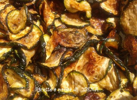 Zucchine alla scapece – ricetta semplice campana