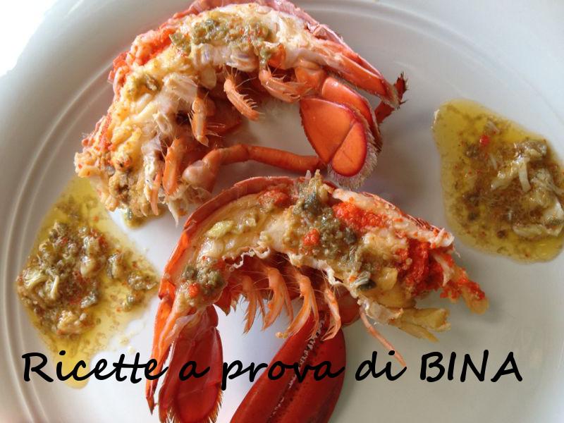Astice facile - ricetta semplice e leggera - Ricette a prova di Bina