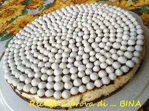 Torta fredda al cocco e nutella, ricetta senza cottura - Ricette a prova di Bina