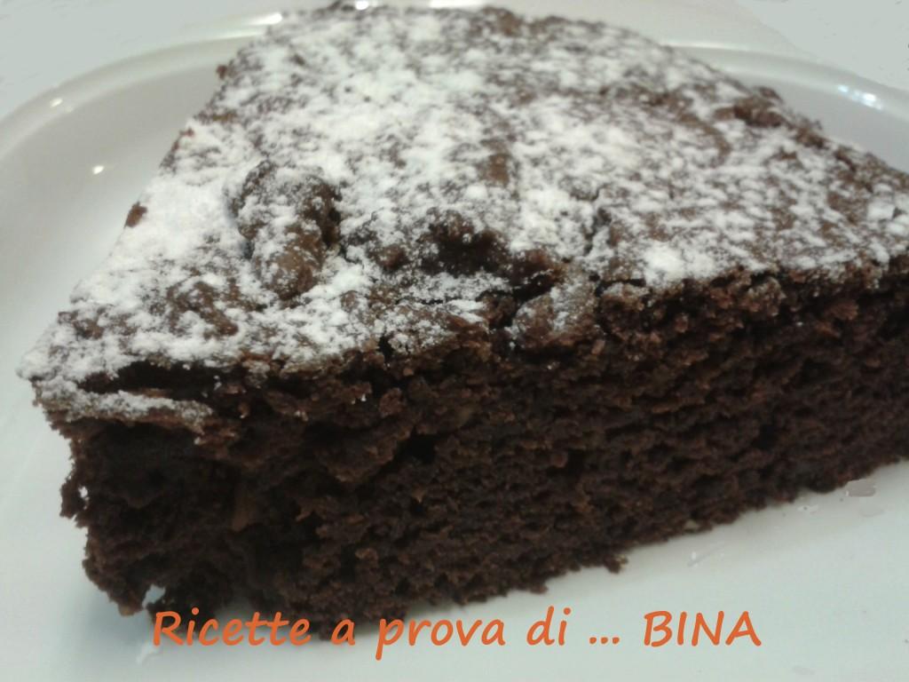 Torta al cioccolato e patate - ricette a prova di Bina