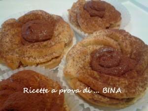Zeppole al forno al cioccolato - ricette a prova di Bina