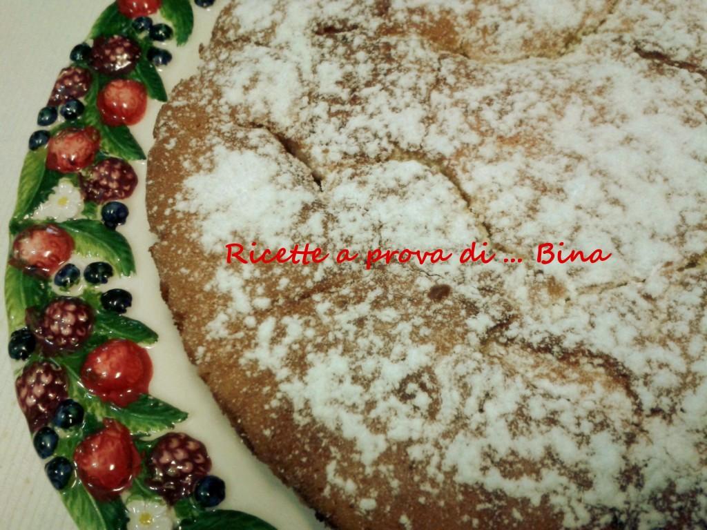Torta alle prugne - Ricette a prova di Bina