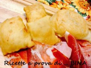 Gnocco fritto - ricetta semplice - Ricette a prova di Bina