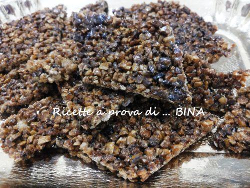 Croccante alle mandorle – ricetta semplice