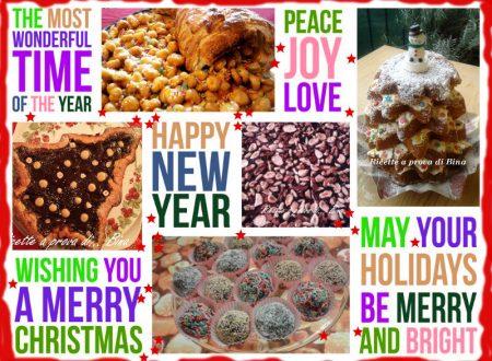 Dolci delle Feste – raccolta di ricette