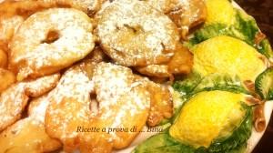 Frittelle di mele facili facili - Ricette a prova di Bina