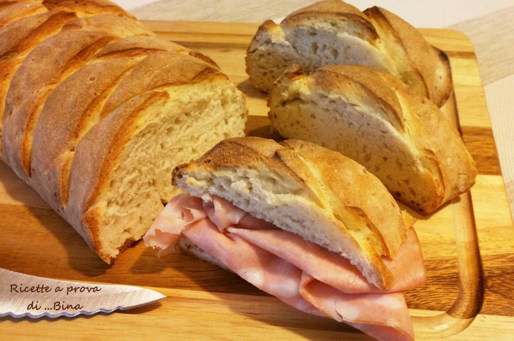 Pane veloce - ricetta con lievito secco