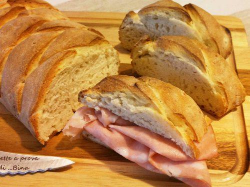 Pane veloce ricetta con lievito secco