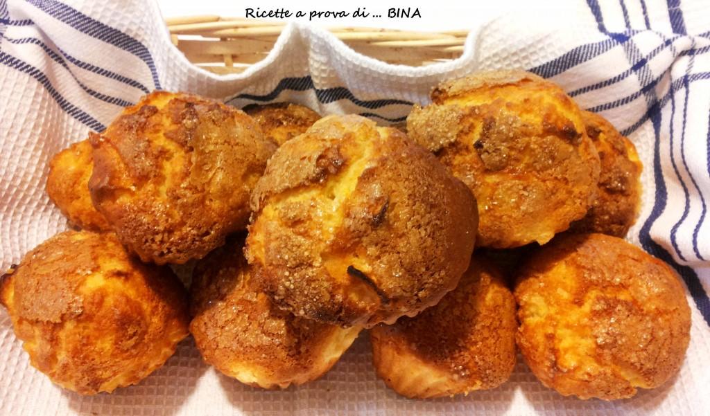 Muffin alle mele e yogurt - ricetta dolce semplice