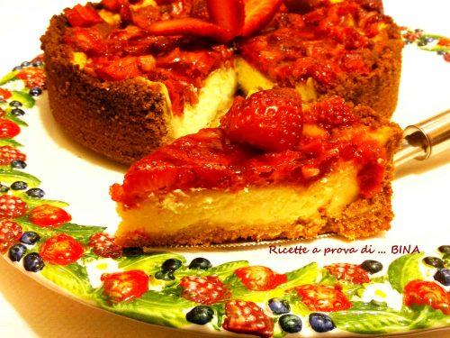 New  York cheesecake – ricetta da forno