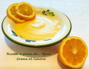 crema al limone - ricetta semplice
