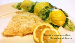 Sbriciolata al limone - ricetta dolce semplice