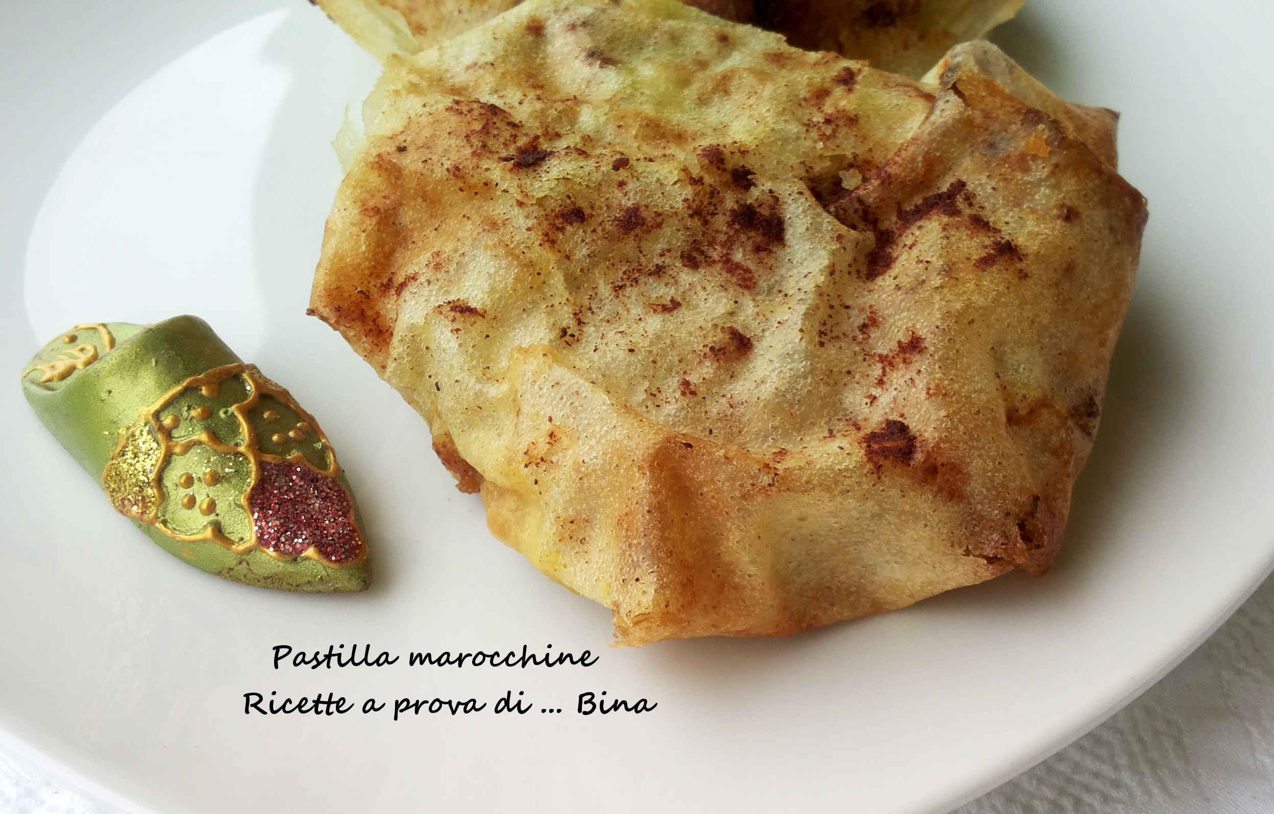 Ricerca Ricette con Pastilla marocchina - GialloZafferano.it