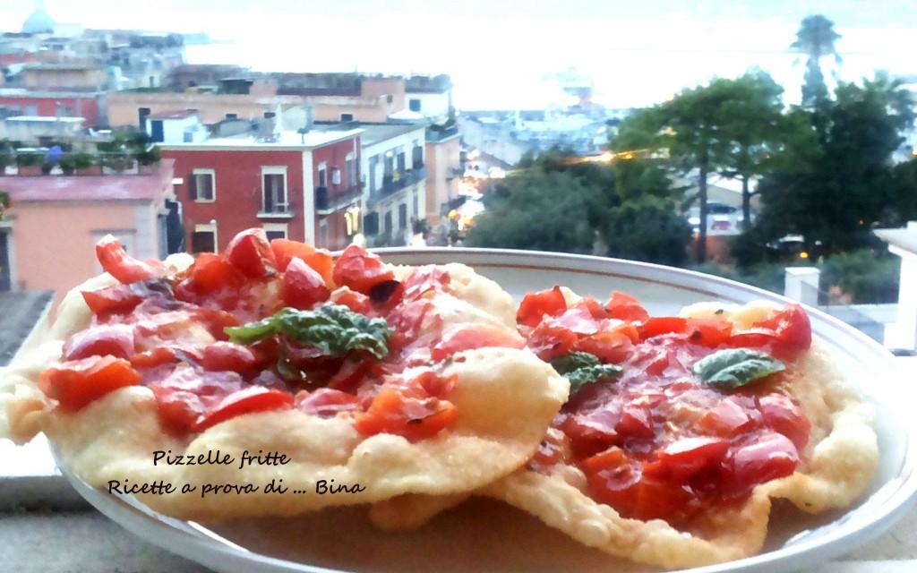 Pizzelle fritte al pomodoro - Ricette a prova di ... Bina