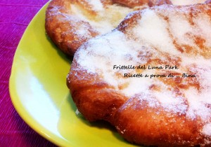 Frittelle del Luna Park - Ricette a prova di ... Bina