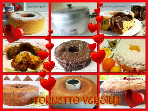 Ricette con Fornetto Versilia