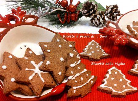 Biscotti della Vigilia