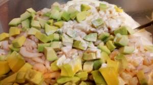 Cocktail di gamberetti e avocado in salsa rosa - Ricette a prova di ... Bina