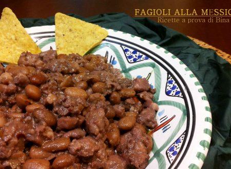 Fagioli alla messicana con salsiccia
