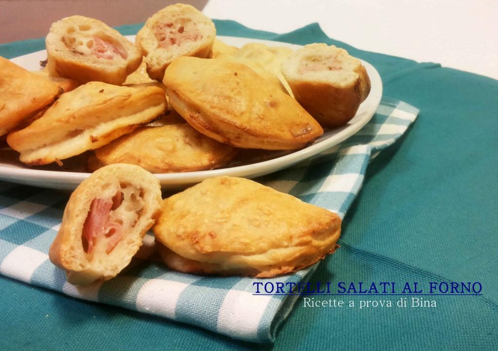 Tortelli salati al forno - ricette a prova di Bina