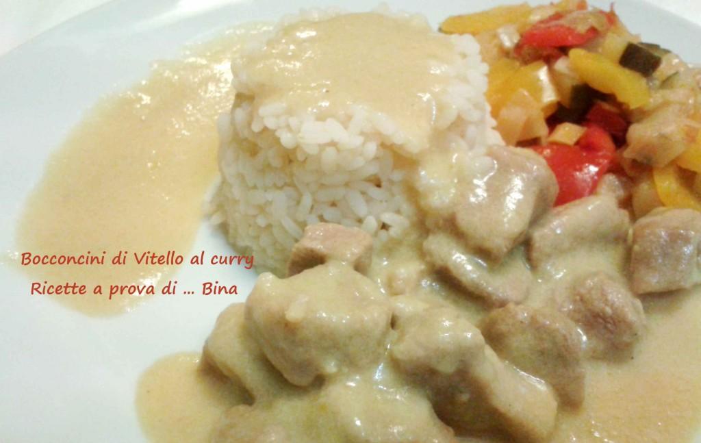 Bocconcini di Vitello al curry - Ricette a prova di ... Bina