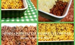 Sformato di patate salsiccia e cipolle