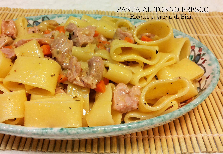 Ricette di pasta con il tonno