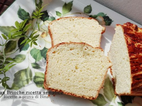 Pan brioche ricetta semplice