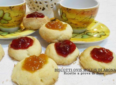 Biscotti Ovis Mollis di Arona